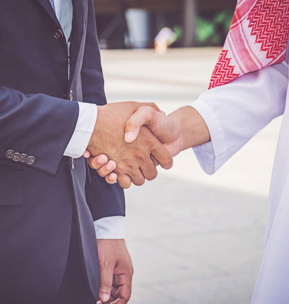 MENA-Clients